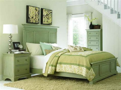 green bedroom set tranquil bedroom sunset summer tranquil zyla sage