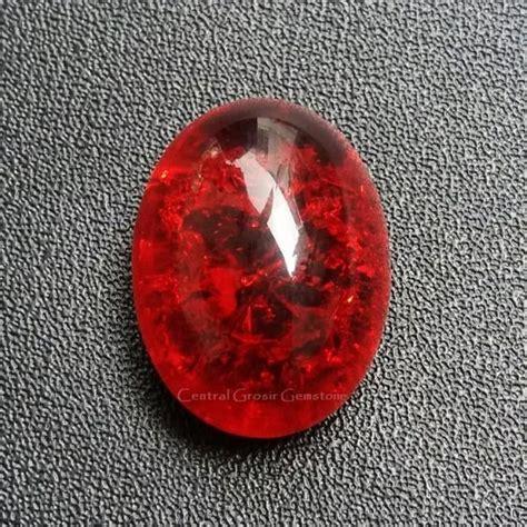 Batu Pecah Seribu Merah batu cincin akik