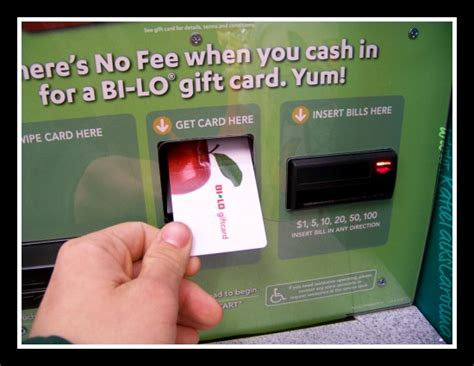 Coinstar Gift Card - no fee for turning your change into a bi lo gift card at coinstar nofeecoinstar