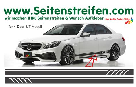 Mercedes Aufkleber by Mercedes E Klasse Limousine Edition 1