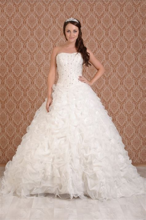 Princess Style Wedding Dresses by Princess Wedding Dresses Dressed Up
