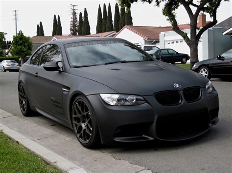 Mat Bmw by What Do You Think Of This Bmw M3 Wrapped In Velvet Bmw