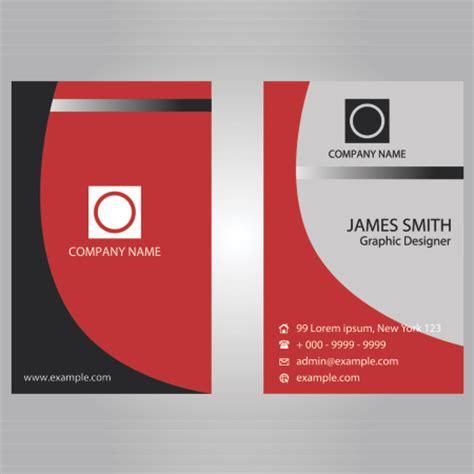 Visitenkarten Hochformat by Business Cards Make Your Own Custom Card For Cheap