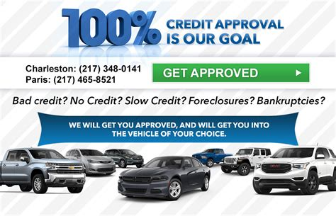 bad credit car loans  charleston il finance  car