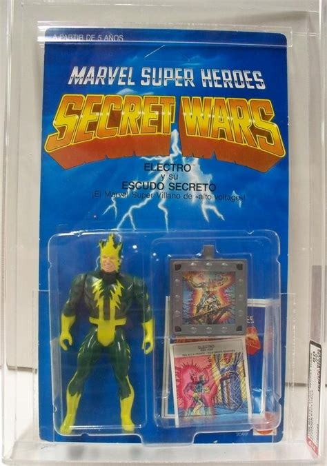 7 Secret Facts About Toys by Secret Wars Toys Electro I M A Toys R Us Kid