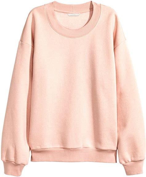 Top H M h m sweatshirt powder pink comfort lounge