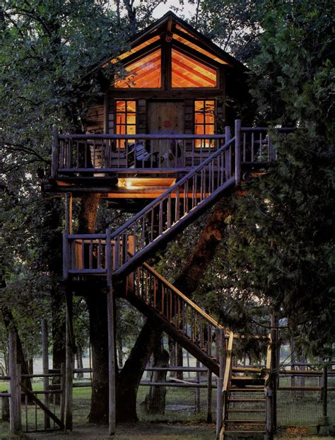 Backyard Treehouses by Garden Landscaping Brilliant Outdoor Tree House For Your