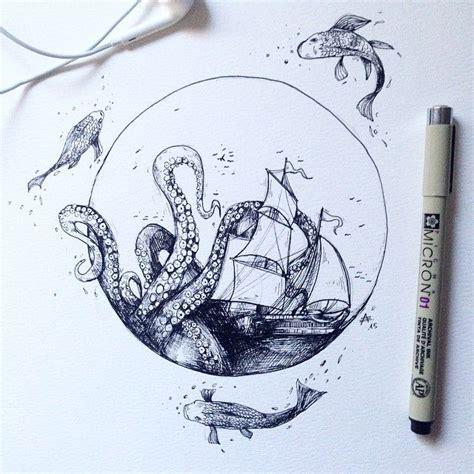 how to create octopus doodle god quot acquarium quot alfred basha quot work quot fish