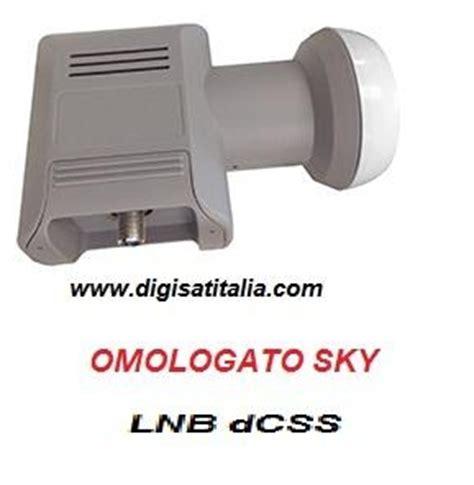 illuminatore lnb scr lnb convertitore dcss monocavo 12 decoder x dcss 4