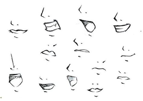 How To Draw Girl Anime Mouths Kichijoji Eikaiwa Info