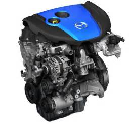mazda s skyactiv technology