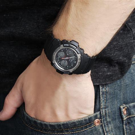 G Shock Ga1100 Grey Rubber 1 Jpg waterproof daily alarm casio aw590 1a black g