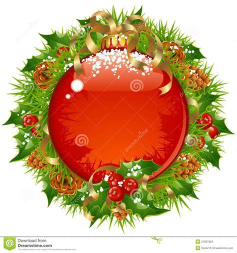 vintage crculo de concepto feliz navidad vector de stock christmas vector frame 14 stock photos image 21907963