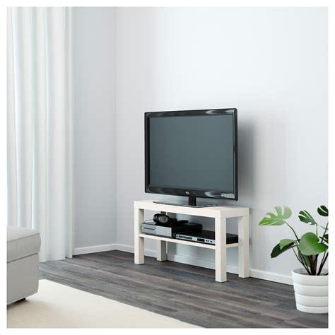 tv media bench lack tv bench white 90x26 cm ikea