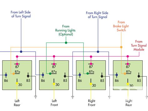 relay electrical diagram symbols relay schematic symbol