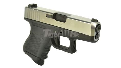 Airsoft Masterpiece Steel Frame Sv Silver we metal slide g26 gbb pistol auto 4 frame ver sv airsoft tiger111hk area