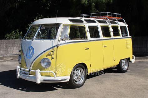 Vw Split Window by Sold Volkswagen Kombi Split Window Microbus Auctions