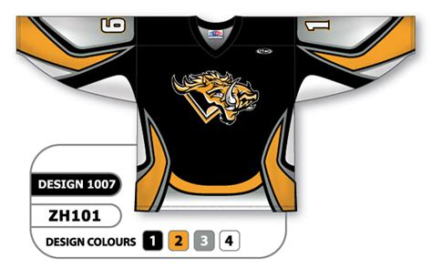 design your hockey jersey online sublimated hockey jersey puck hogs series custom made or