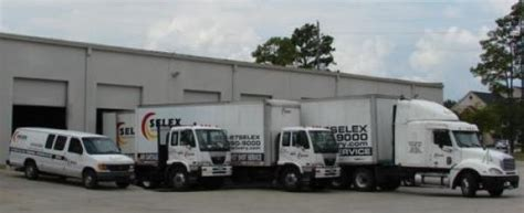 selex delivery systems services