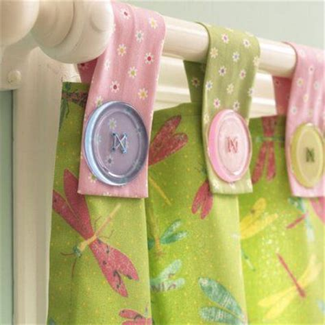 tab curtains with buttons diy curtains buttons on tab my diy tips