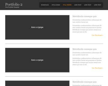 os templates portfolio 2 portfolio templates os templates