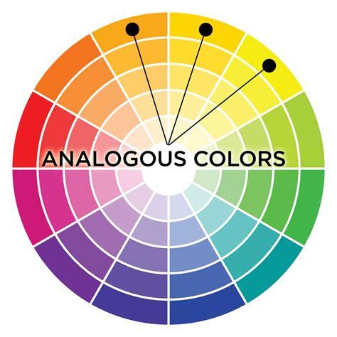 analogous color scheme exles the psychology of color schemes
