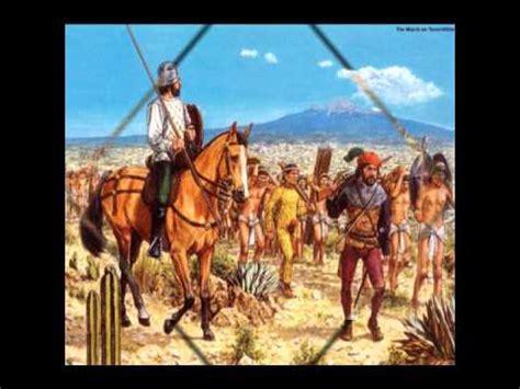 la caida de tenochtitlan por francisco martin moreno parte 1 youtube