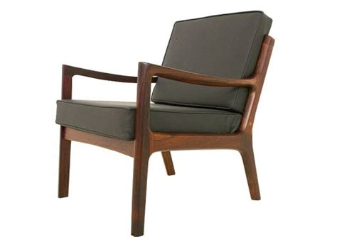 Easy C Chair by Easy Chair Model 166 Orange And Brown