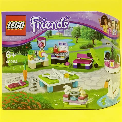 Meja Lego 40264 lego friends accessory pack candidbricks
