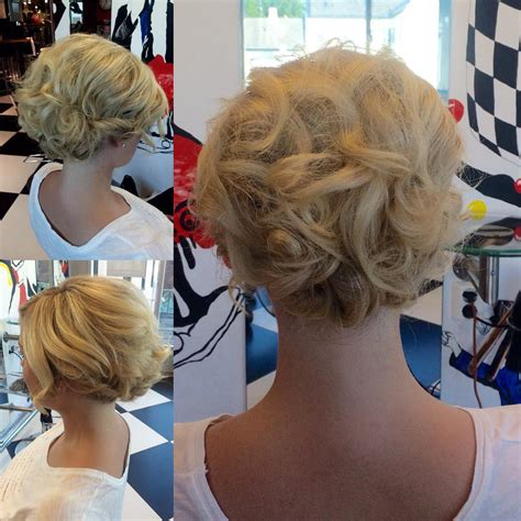 hairstyles updos for short hair 20 gorgeous prom hairstyle designs for short hair prom