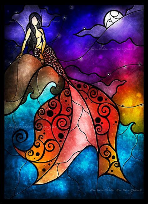 ariel painting free mermaid cool