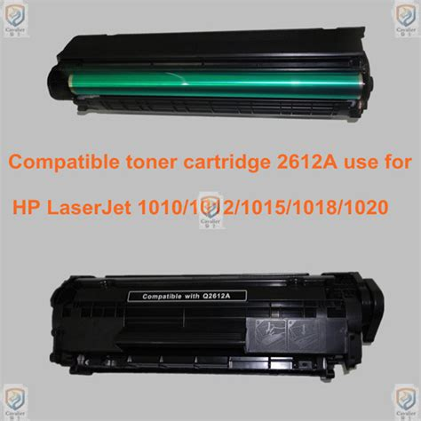 Cartridge Toner Bekas Q2612a 12a Hp Laserjet 1010 1012 1015 1018 1020 china compatible toner cartridge q2612a for hp laserjet 1010 1012 1015 1018 1020 1022 3015 3020