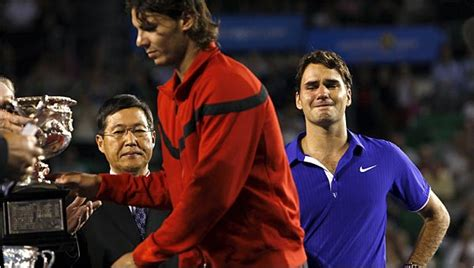 How Much Money Did Roger Federer Win Today - nadal continues dominance of federer this time at australian open nytimes com