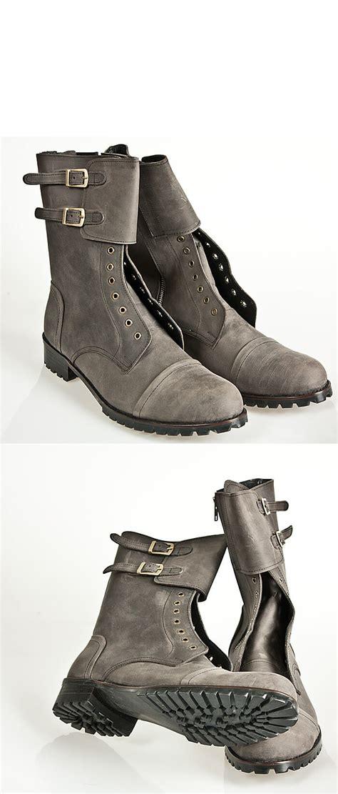 mens casual biker boots ns mens runway casual footwear badass vintage