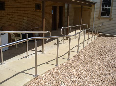 Handrails For Disabled Access shelters disabled facilities rails etc fechner engineering