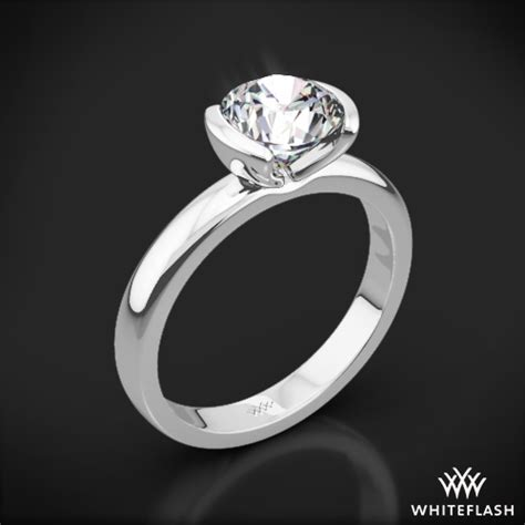 Halo Ring 1253 true engagement ring 510
