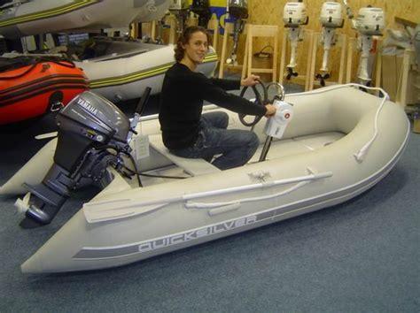 opblaasboot met stuur zodiac 310 s rubberboot met stuurset en 6pk yamaha 4takt
