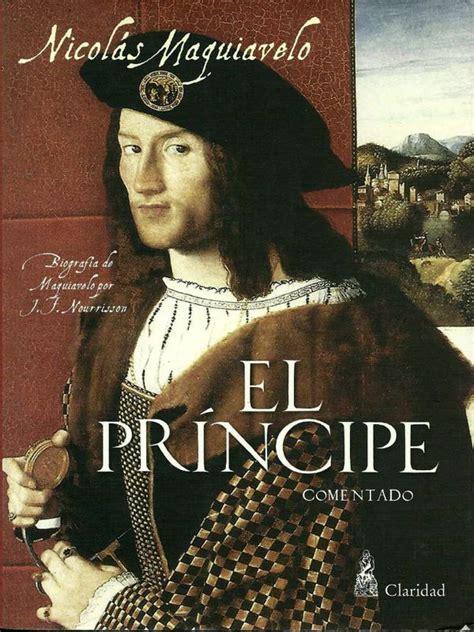 libro completo en pdf el principe de la niebla el principe nicolas maquiavelo