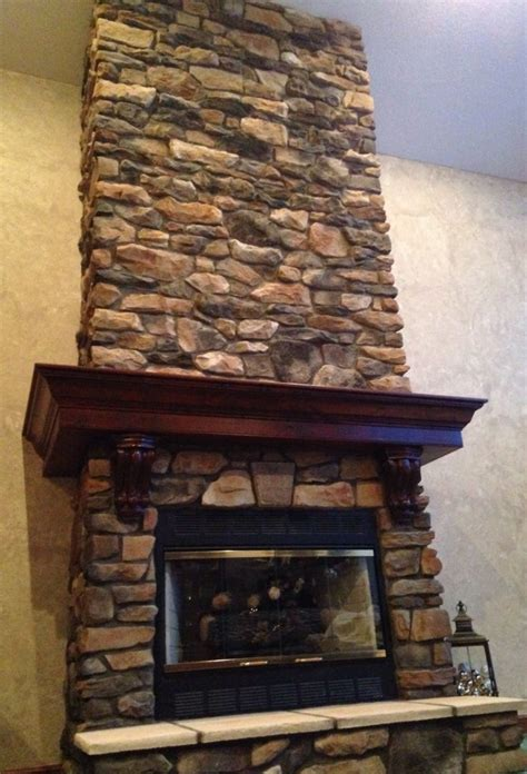 stone around fireplace 17 best images about improvement ideas on pinterest