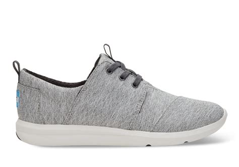 Grey Sneakers grey melange s sneakers toms 174