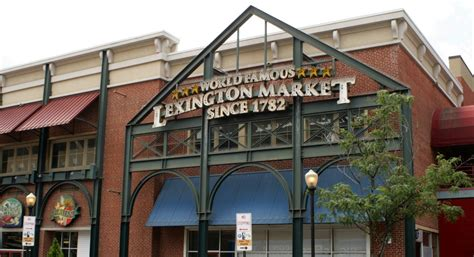 exploring lexington market s underground catacombs 100 year vendors and history at lexington