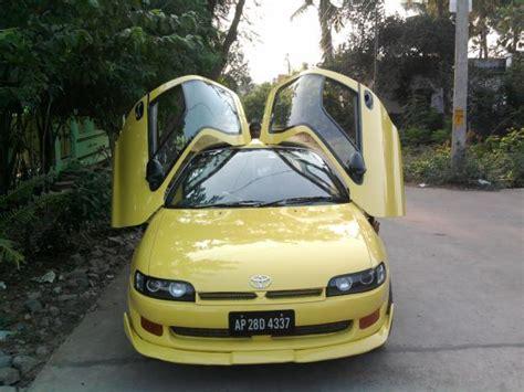 Toyota Sera India Toyota Sera Sports Car Two Door Imported Car Hyderabad