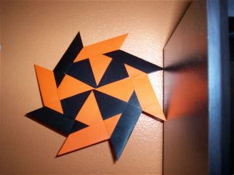 Movable Origami - a moving circle