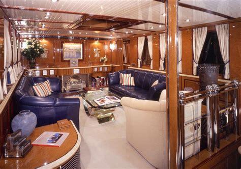 tom perkins boat vintage yacht interiors megayacht global tom perkins