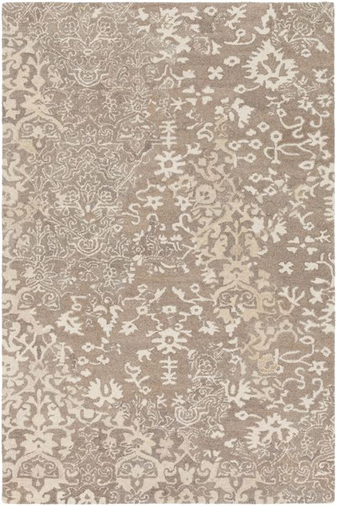surya asheville ail 1004 neutral area rug rugsale