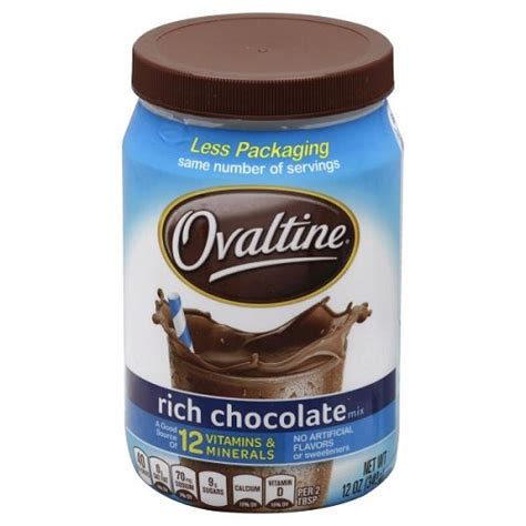 Ovaltine Swiss By W Jaya Store chocolate