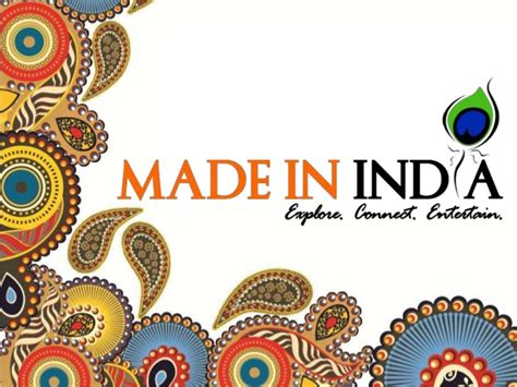made in india made in india mediakit 2013