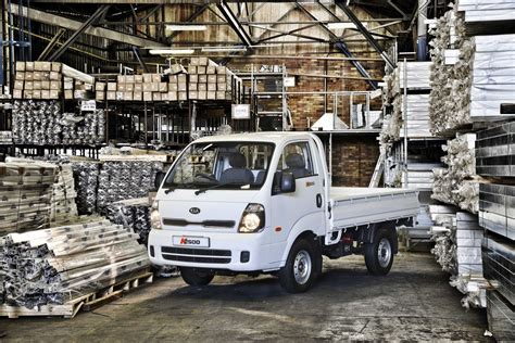 Kia Commercial Vehicles Kia K2500 Light Commercial Vehicle