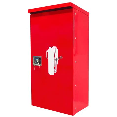 outdoor fire extinguisher cabinets surface mount outdoors steel fire for 20 lbs
