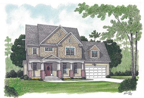 northwest house plans northwest home with open layout 17774lv architectural designs house plans